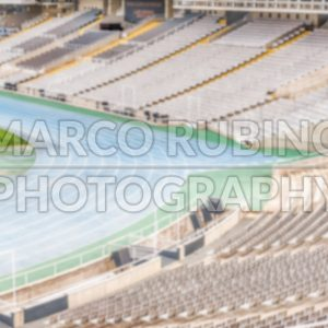 Defocused background with an empty european football stadium - Marco Rubino | Photography - Inspiring imagery for creative projects