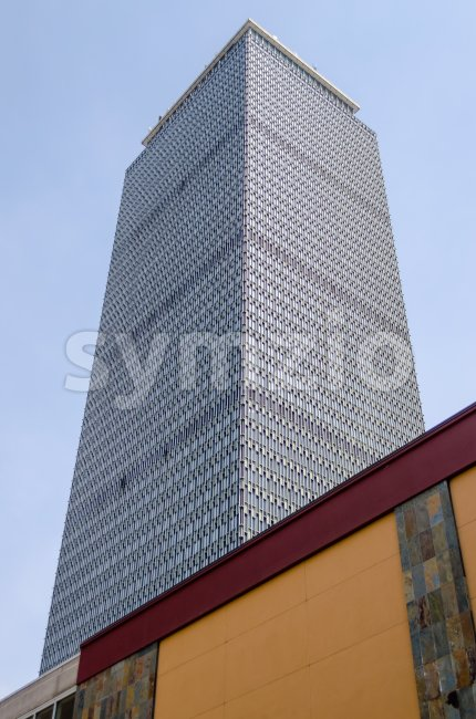 Prudential Tower, Boston, USA Stock Photo