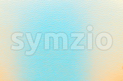 Leather yellow azure texture for background Stock Photo