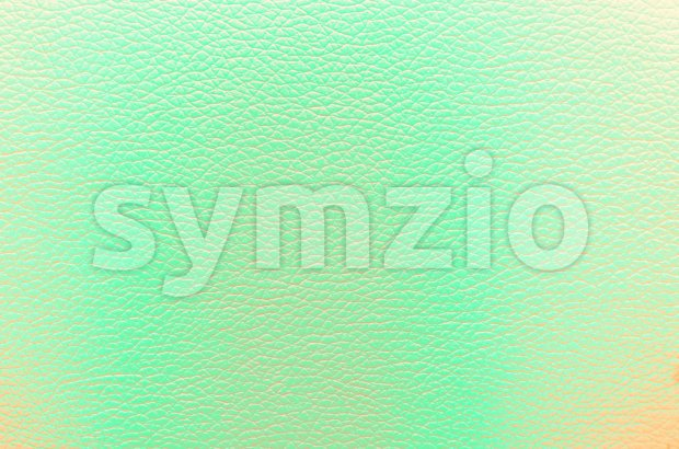 Leather green texture for background Stock Photo