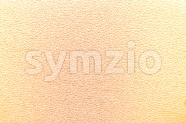 Leather yellow texture for background Stock Photo