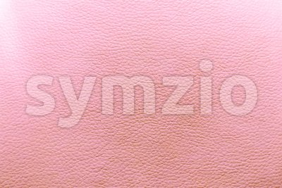 Background of a pink leather texture Stock Photo
