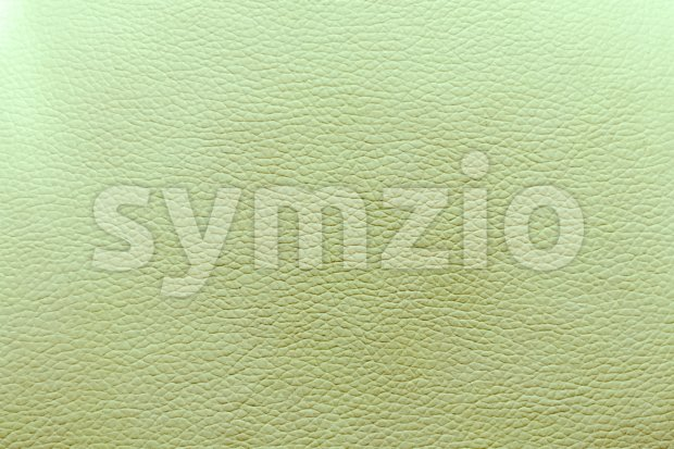 Background of a emerald leather texture Stock Photo