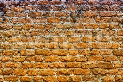 Stone Brick Wall Texture, may be used as background Stock Photo